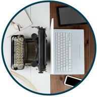 keyboard typewriter