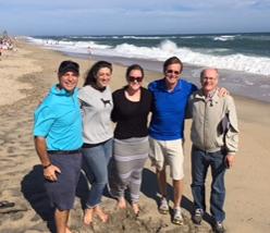 TEEG Leadership Team Martha's Vineyard 2015