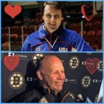 My Crushes: Herb Brooks and Claude Julien…..no typos here!