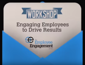 Join the Nation's #1 Employee Engagement Workshop!