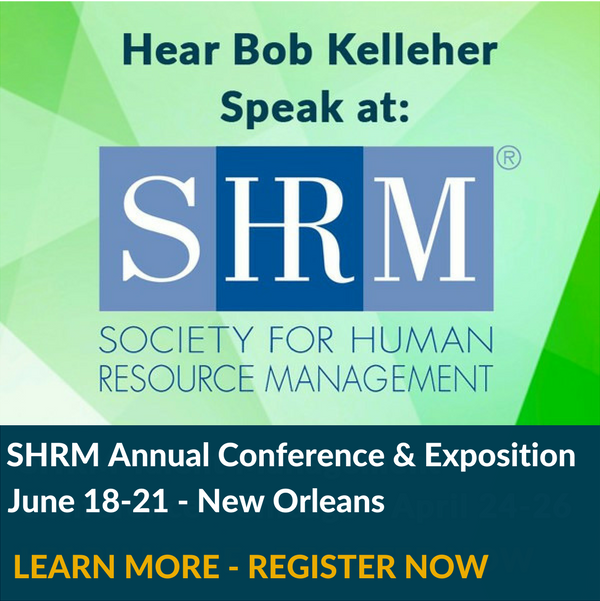 Hear Bob Kelleher Speak at SHRM Annual Conference