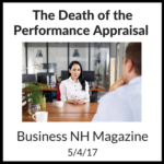 The Death of the Performance Appraisal